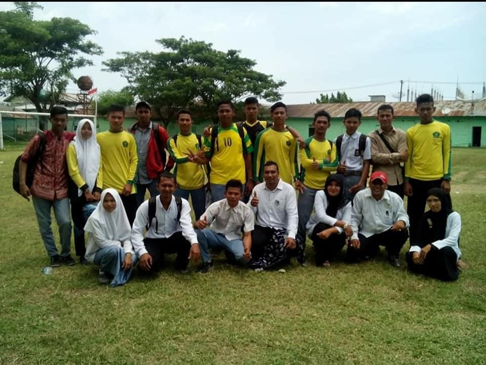 Team Sepak Bola MAN 1 Aceh Utara