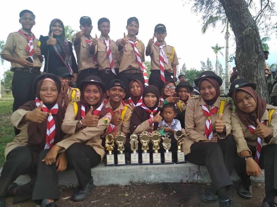 Pramuka MAN 1 Aceh Utara