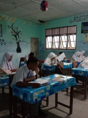 Semangat Belajar Anak Madrasah