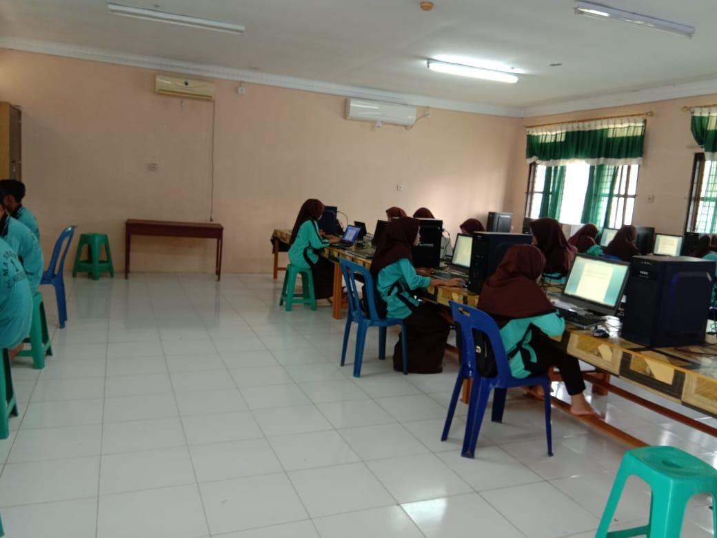 Ilmu Teknologi Diterapkan di MAN 1 Aceh Utara
